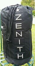 RARE Zenith Defy Classic Open El Primero heavy duty canvas bag 3D embroidery