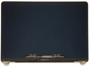 """Apple MacBook Pro 13"""" A1706 A1708 2016 2017 LCD Screen Display Grey Assembly *C*"""