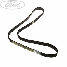 FORD FIESTA Mk6 1.4D Multi V Drive Belt 01 to 10 Contitech 1141315 1089877 New