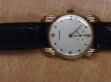 MONTRE RARE LONGINES STYLE ART DECO  1944 VINTAGE COLLECTION
