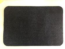 Car Mat Ribbed Carpet Grey Home Collection 87254 639277232564 Garden