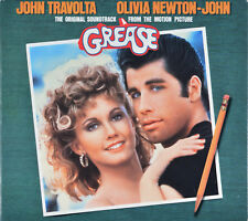 Grease [Movie Original Sountrack] [USA 25th Anniversary Deluxe Edition] - VG/NM