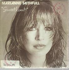 45 TOURS /  MARIANNE  FAITHFULL     SWEETHEART