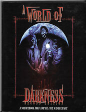 A WORLD OF DARKNESS 2ND EDITION SOURCEBOOK FOR VAMPIRE THE MAQUERADE WW2226