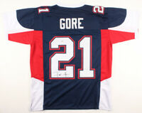 Frank Gore Signed Pro Bowl Jersey (Beckett COA) San Francisco 49ers NFL