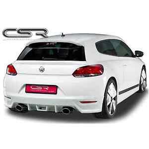 RAJOUT PARECHOC ARRIERE VW SCIROCCO 3 137 A PARTIR 05/2008 CSR