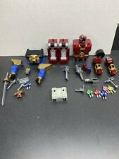 1996 Power Rangers Zeo Micro Zord Playsets Pieces And Parts MMPR Accessories