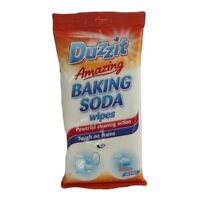Duzzit Amazing Baking Soda Cleaning Stain Removal  Pack of 40