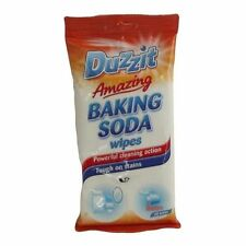 Duzzit Amazing Baking Soda Cleaning Stain Removal Wipes Pack of 40
