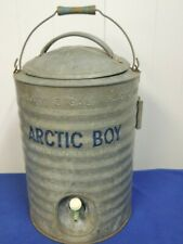 Vintage Arctic Boy 3 Gallon Water Cooler Schlueter of St. Louis, MO