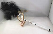 NWT Authentic La Maschera del Galeone Hand Made in  Venice Italy With Handle