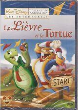 """DVD """"Le lièvre et la tortue"""" - Disney  NEUF SOUS BLISTER"""