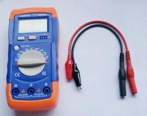 Microfarad Meter Multimeter Capacitor Tester