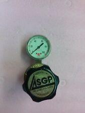 Victor Brass Pressure Regulator 500 Psi Max Inlet with Usg Gauge 12673-1 100 Psi