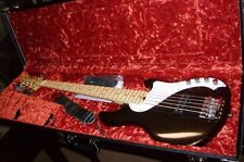 Fender American Deluxe Dimension V 5 string bass Root Beer Metallic MINT