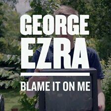 GEORGE EZRA - BLAME IT ON ME  CD SINGLE NEW+
