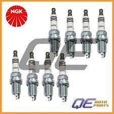 Set of 8 Spark Plugs NGK Iridium ZFR6FIX11 For: Chevrolet Ram Dodge Jeep Liberty
