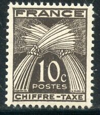 STAMP / TIMBRE DE FRANCE TAXE NEUF SANS CHARNIERE N° 67 **