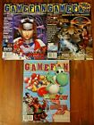 Gamefan Magazine Lot(2) 1998 Volume 6 Issues 2, 4 - NO MORTAL KOMBAT MAG