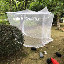 Camping Mosquito Net Large Outdoor Insect Tent Canopy Indoor White Curtain Bag