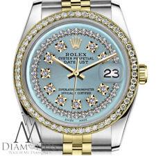 Relojes de pulsera automático Rolex de acero inoxidable
