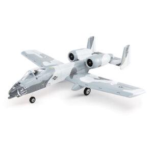 E-Flite EFLU3750 UMX A-10 BL with AS3X BNF Basic Airplane