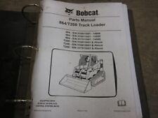 Bobcat 864 T200 Factory Parts & Service Manual