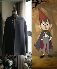 Hot!!Over the Garden Wall Cosplay Wirt Mantle Cape Costume custom made MM.31