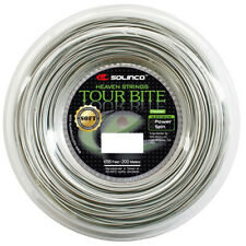 Solinco Tour Bite Soft 16L 1.25mm (silver) 656ft 200m Tennis String Reel