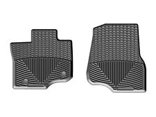 WeatherTech All-Weather Floor Mats for Ford F-150 - 2015-2018 - Black