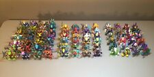 Battle Beasts - Complete Collection - All 76 With Rubs And Accessories