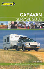 Gregory's CARAVAN SURVIVAL GUIDE - Paperback Book - Everything You Need To Know!