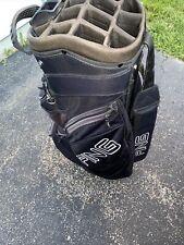 ping golf bag black