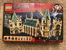 LEGO Harry Potter Hogwarts Castle (4842) COMPLETE WITH BOX AND INSTRUCTIONS!!
