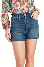 JOE'S JEANS The Smith High-Rise Cut-Off Shorts - Sherry - size 30
