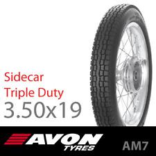 AVON Sidecar Triple Duty 57L TT - 3.50-19