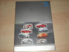 56213) Tata Safari Indica Telcoline Pressemappe 03/2002