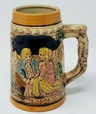 Vintage Ceramic  German Style Beer Stein/Mug Made In Japan 5.5 in.