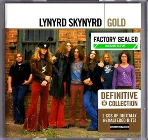 Lynyrd Skynyrd – Gold 2 x  CD Set NEW