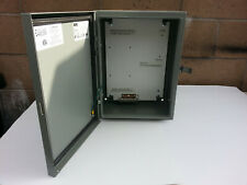 Solar Bos Exm 5300 Es Electrical Control Panel Enclosure Box 16X12X6 Type 3-3R