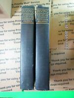 Washington Irving~The Life and Voyages of Christopher Columbus~Salmagundi.......