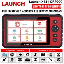 Launch X431 OBD2 Automotive Scanner DPF SAS EPB Injector Coding OilReset Scanner