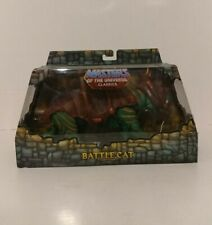 Classics Battle Cat First Release 2009 Masters Of The Universe MOTUC Sealed!!
