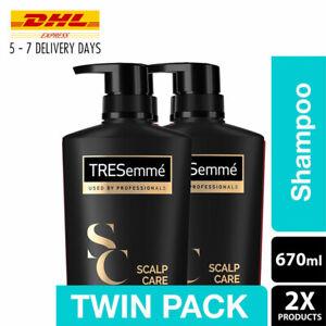 [TRESEMME] Nourish Scalp Care Shampoo Dandruff + Hair Loss Treatment 2x670ml
