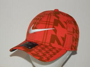 Nike Classic99 Golf Hat / Cap DA3386-631 Red Adjustable Strapback