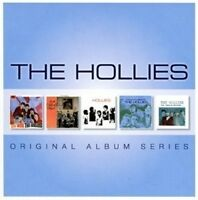 THE HOLLIES - ORIGINAL ALBUM SERIES 5 CD NEU
