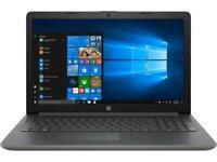 """HP 15-db0076nr 15.6"""" Laptop AMD Ryzen 3 2300U (2.00 GHz) 500 GB HDD 8 GB Memory"""