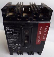 Westinghouse Circuit Breaker, Mcp0358R, 3 Pole, 7 Amp, 600 Vac