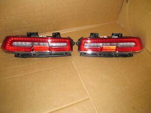 14 15 Chevy Camaro ZL1 SS LED Taillight RH LH TAIL Lamp 23161675 OEM 23161674