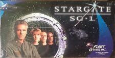 Stargate SG1 Board Game MINT Shrinkwrap SG-1 Fleet Games Inc.